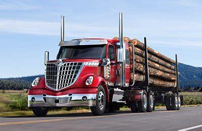 heavy duty international trucks