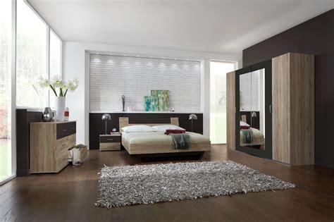 chambre moderne noir et blanc chambre a coucher mur noir