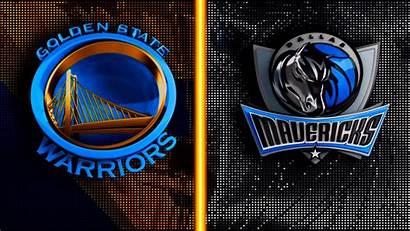 Mavericks Dallas Warriors Golden State Nba 1080p