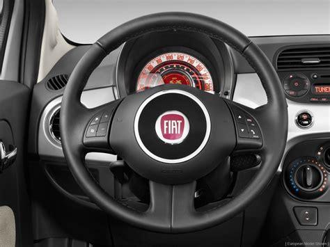 image  fiat   door hb lounge steering wheel size