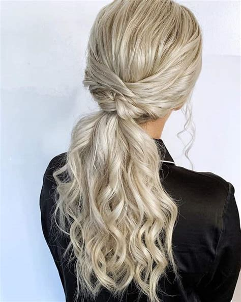 32 Differnt Types of Ponytails to Try in 2020