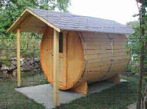 Fass Als Gartenhaus : gartenhaus sauna als fasssauna ~ Markanthonyermac.com Haus und Dekorationen