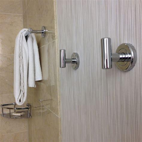 bathroom towel hooks ideas this hotel bathroom feature has me 39 hooked 39 travelupdate