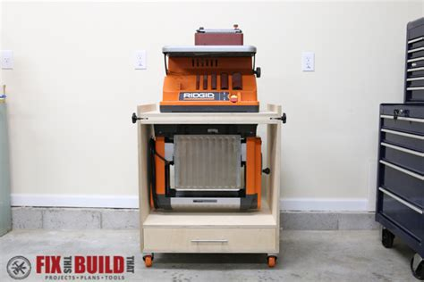 table saw with stand how to build a flip top tool stand fixthisbuildthat