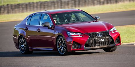 2016 lexus gs f review photos caradvice