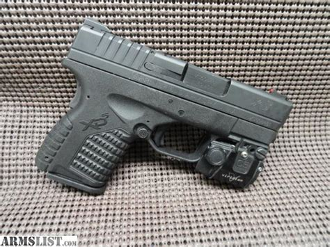 springfield xds light armslist for springfield xds 3 3 quot 45acp w