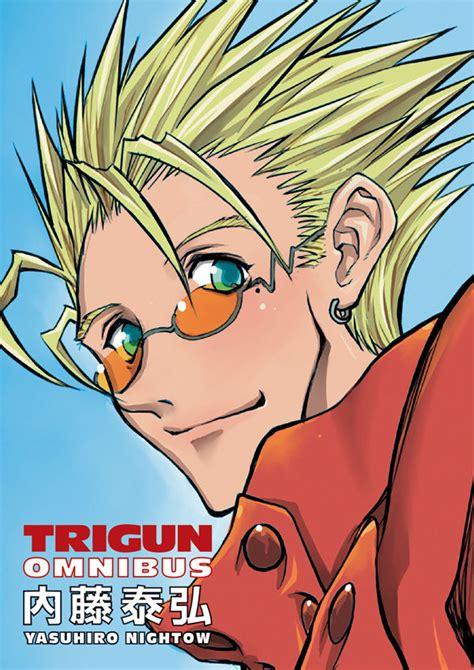 Trigun Maximum Omnibus Volume 1 trigun omnibus vol 1 review and peace reactor