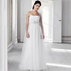 robe de mariee princesse en mousseline blanche amber With robe de mariée herault
