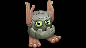 My Singing Monster My Singing Monsters Dof Noggin Space Monster Sounds