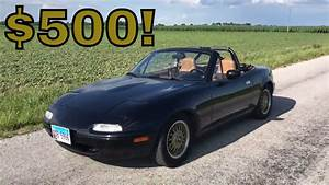 My 1992 Mazda Miata Mx-5