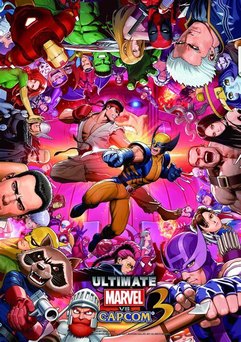 Ultimate Marvel Vs Capcom 3 Tournament World 8