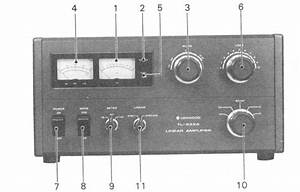 Service And User Manual - Kenwood Tl-922a