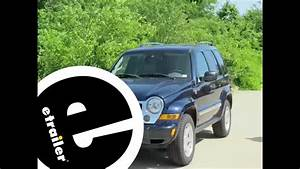 Install Trailer Wiring 2006 Jeep Liberty 118524