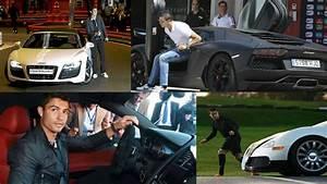 Superstar footballer Cristiano Ronaldo and his collection ...