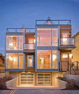 Moderne Container Häuser : modern house luxus container und architektur ~ Lizthompson.info Haus und Dekorationen