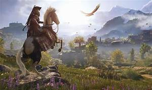 Assassins Creed Odyssey Map Has Been Revealed and It's ...