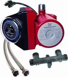 Grundfos Water Recirculator Up15 Tlc Whole House Recir 595916
