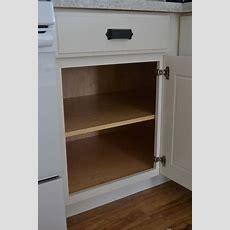"Ana White  42"" Base Blind Corner Cabinet  Momplex"