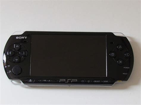 Playstation Portable Console by Sony Psp Handheld Console Produced By Sony