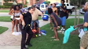 Video Shows Texas Cop Drawing Gun and Pulling Teenage Girl ...