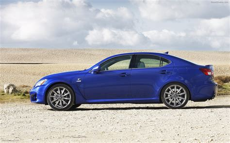 lexus isf wallpaper lexus is f 2010 widescreen exotic car pictures 06 of 18