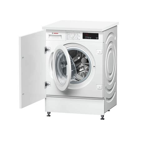 Bosch WIW28300GB Fully Integrated Automatic Washing