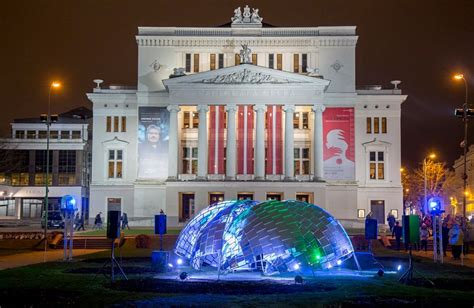 В Риге проходит фестиваль Staro Rīga - 2019 - Chayka.lv