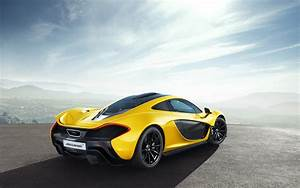 Mclaren P1 Wallpaper Hd wallpaper - 986330