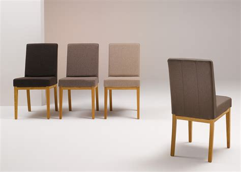 chaise de table design en ou cuir de couleurs chez ksl living