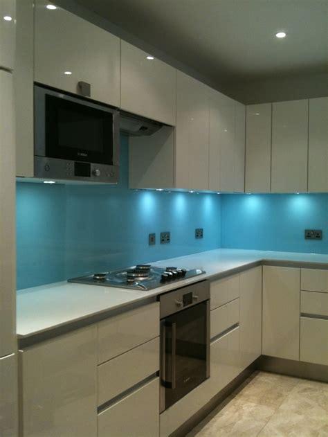 kitchen glass cabinet lighting 15 best images about splashbacks on pinterest kitchen