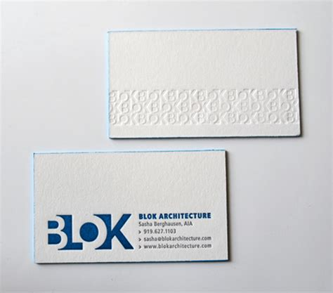 cool architect business cards inspiration business