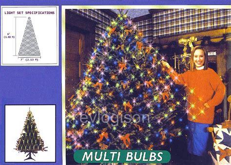 6 triangle shaped net christmas tree 150 multi lights