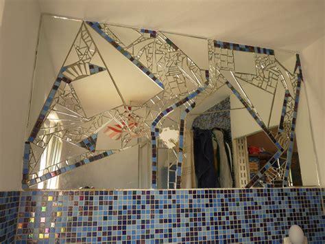 Spiegel Mosaik Wandgestaltung by Spiegel Mosaik Wandgestaltung Wohn Design