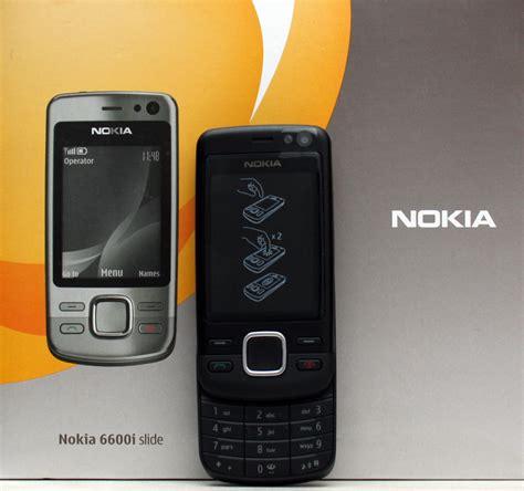 nokia handy neu nokia 6600i slide schwarz neu tasten handy 5 megapixel