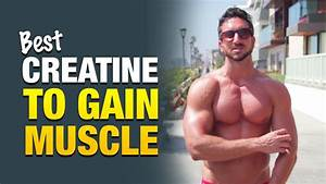 Best Creatine Supplement For Guys Who Want To Gain Weight  U0026 Build Muscle