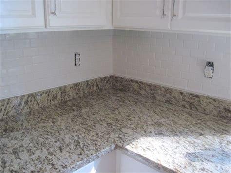 kitchen tile for backsplash st cecilia white granite backsplash subway tile