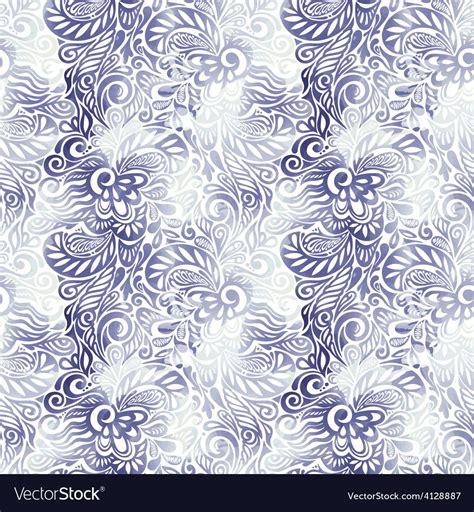 ink blots seamless floral pattern model  design  gift