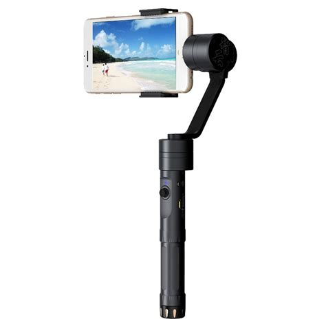 smartphone stabilizer zhiyun tech smooth 2 3 axis gimbal stabilizer for