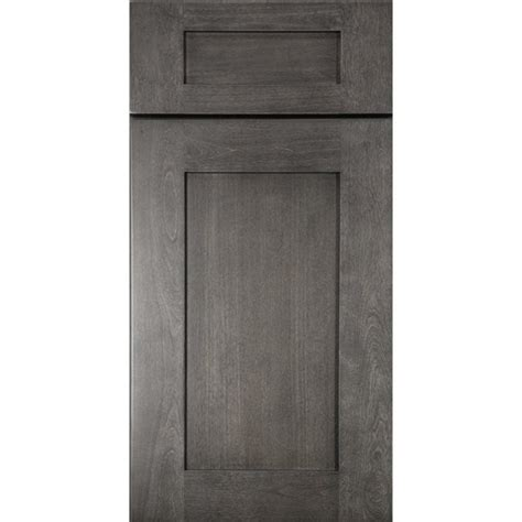 gray kitchen cabinet doors graystone shaker cabinet door sle kitchen cabinets