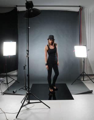 setup  home based photography studio  digital