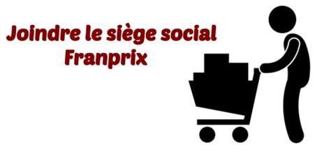 siege franprix franprix siege social