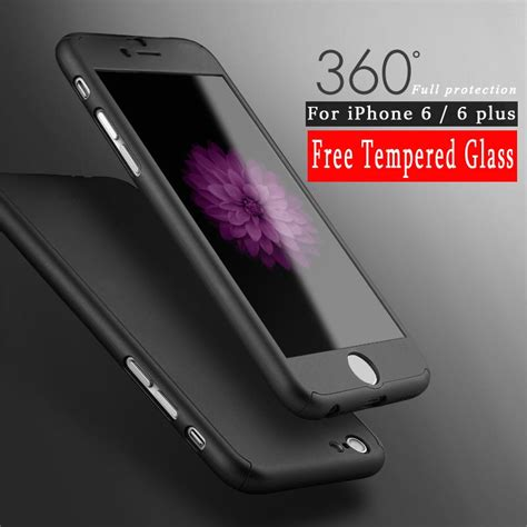 tempered glass apple iphone 6 6 plus 360 cover for samsung s8 s8plus iphone 7 6s plus