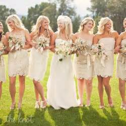 white bridesmaid dresses vintage lace bridesmaid dresses cherry