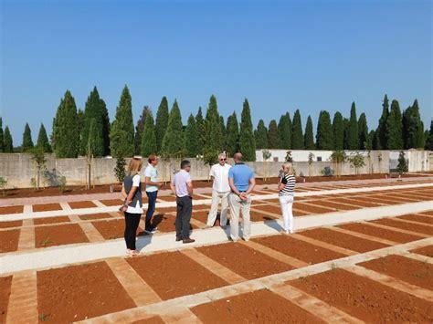 zavrsena dogradnja gradskog groblja porecu uslugahr