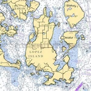 agate coasters washington island nautical chart decor