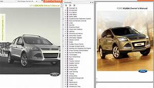 Ford Escape  Kuga  2013 U20132017  Workshop Manuals