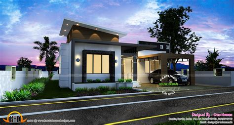 modern 1 house plans 3 beautiful small house plans kerala home design and