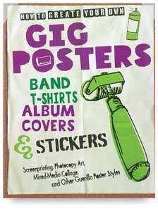 how to create your own gig posters band t shirts album With how to make your own labels for products