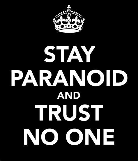 trust no one quotes in italian