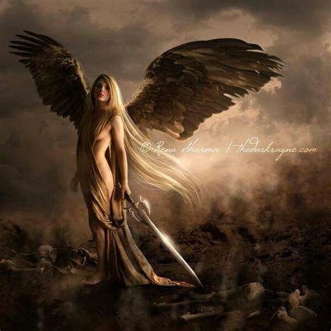 Will The Real God Please Stand Up by Blonde With Wings Fantasy 4 Pinterest Photo